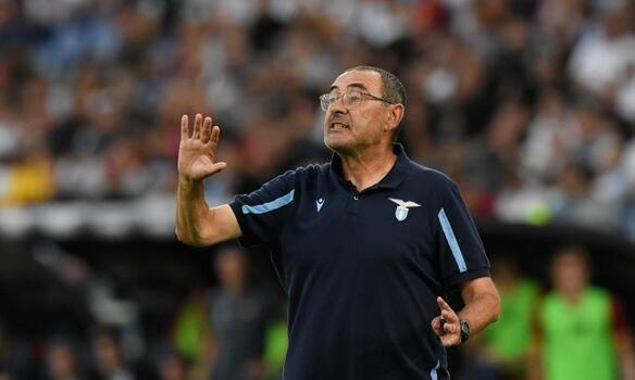Sari: el potencial defensivo de Lazio todavía me molesta